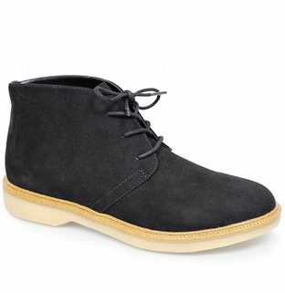 Lunar Womens Virginia Black Desert Boots